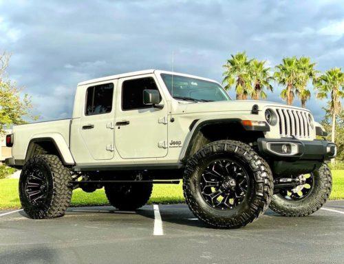 Choosing the Best Truck Wheels